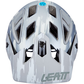 Leatt DBX 3.0 All Mountain Casco, brushed